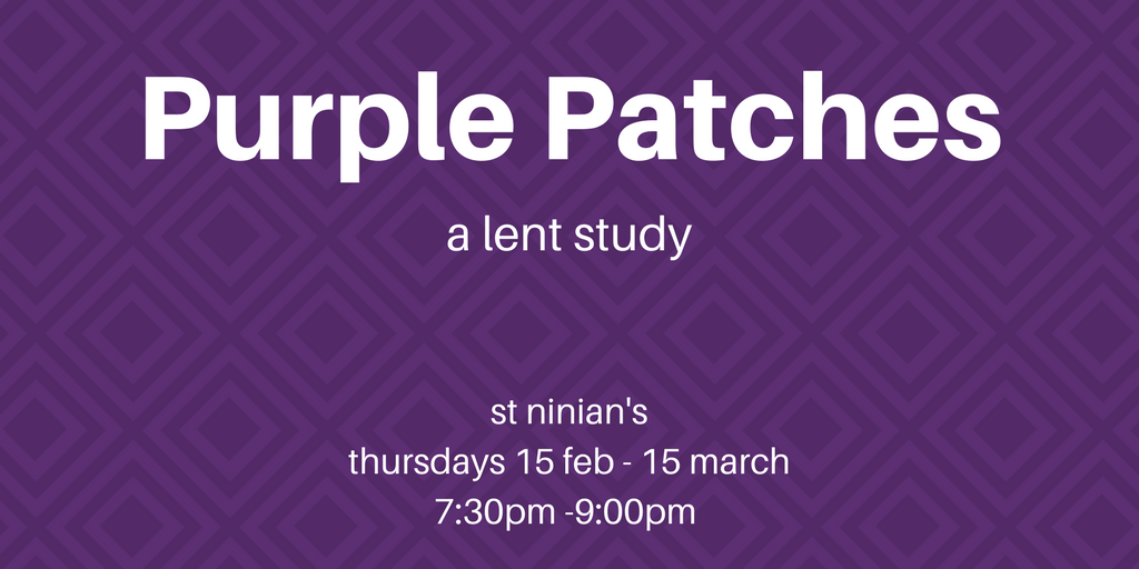 Purple Patches Lent Study